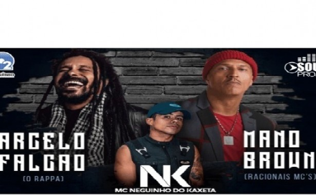 Marcelo Falcão + Mano Brown + NK