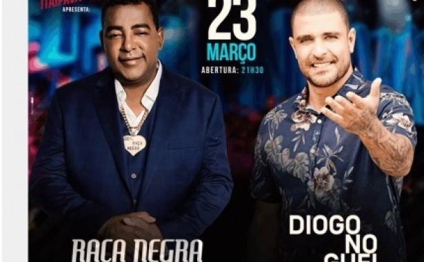 Raça Negra e Diogo Nogueira